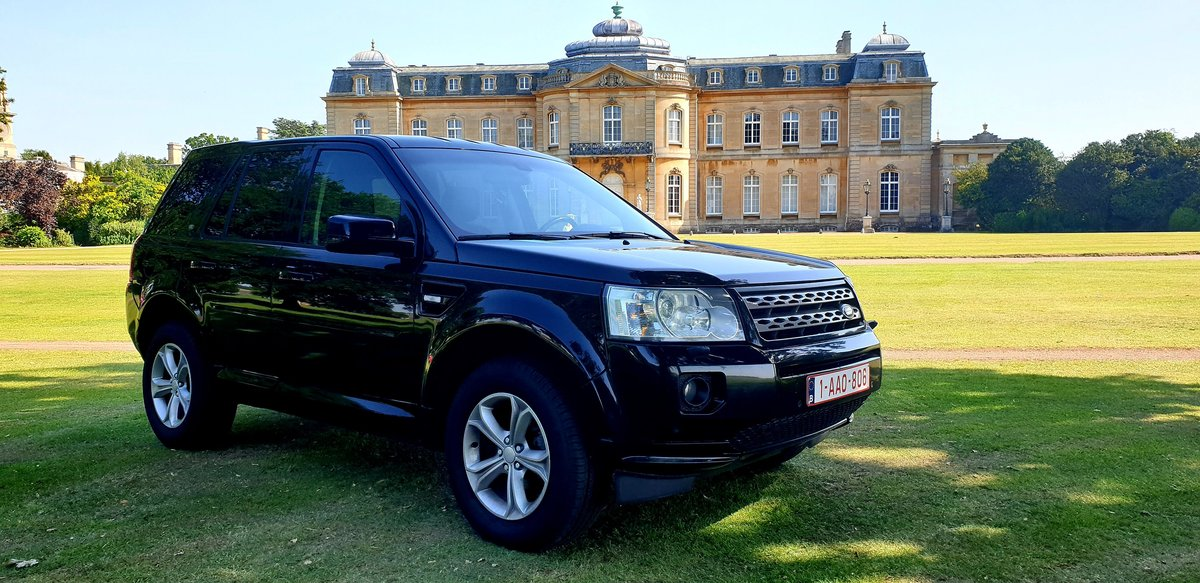 2010 LHD LAND ROVER FREELANDER2,2.2Td4 AUTO,LEFT HAND DRIVE For Sale (picture 1 of 6)