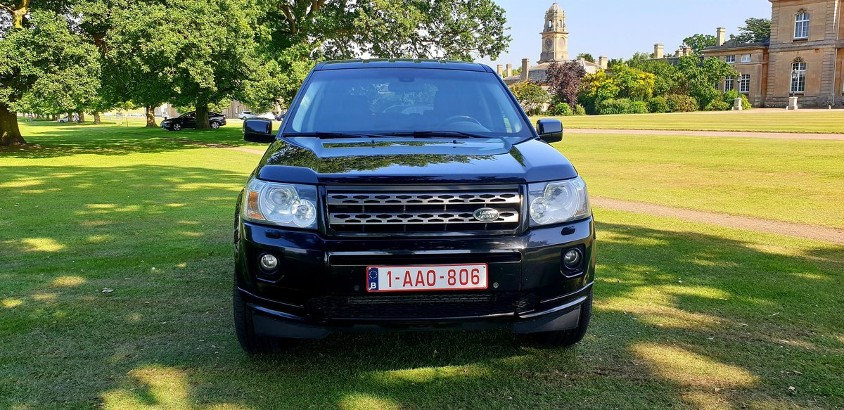 2010 LHD LAND ROVER FREELANDER2,2.2Td4 AUTO,LEFT HAND DRIVE For Sale (picture 2 of 6)