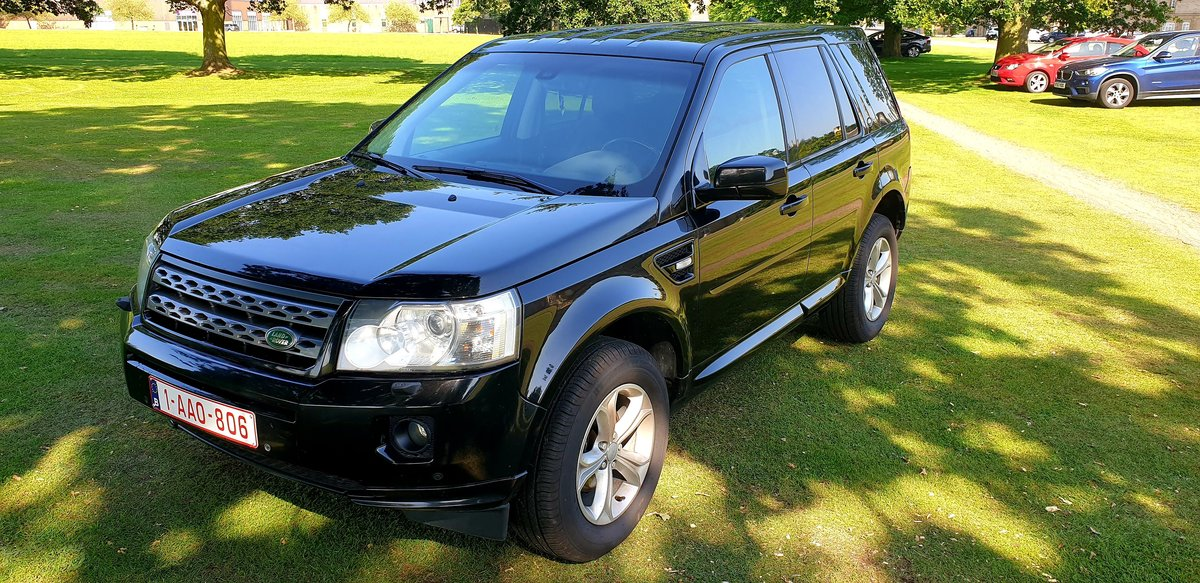 2010 LHD LAND ROVER FREELANDER2,2.2Td4 AUTO,LEFT HAND DRIVE For Sale (picture 3 of 6)