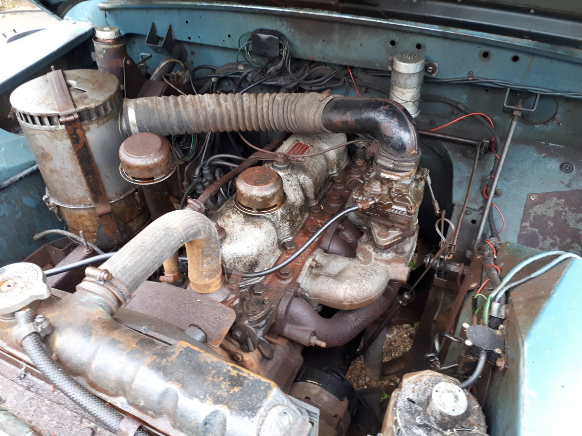 1970 LANDROVER SERIES 11a MALTESE CROSS * PETROL* For Sale (picture 5 of 6)