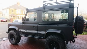 1984 Rare Pre Defender Landrover 90 Factory V8 For Sale