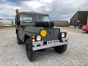 Picture of 1975 Land Rover® Lightweight *Tax & MOT Exempt* (KHP) SOLD
