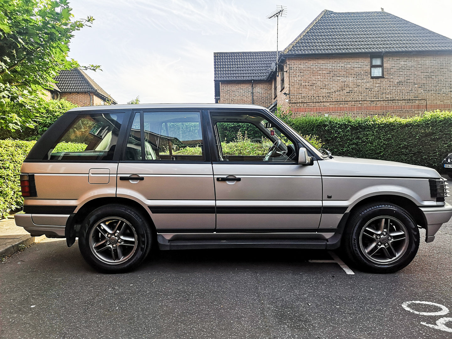 2002 Range Rover P38 Westminster Limited Edition For Sale (picture 3 of 6)