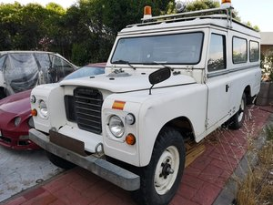 Land Rover AMBULANCE For Sale | Car and Classic