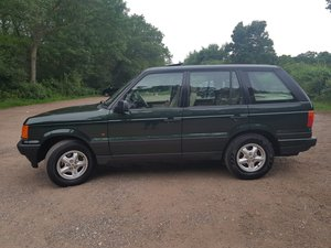 1998 Range rover p38 dse 43000 miles For Sale