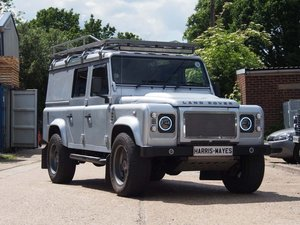 2011 Land Rover Defender 110 2.4 TDi XS Utility Station Wagon For Sale