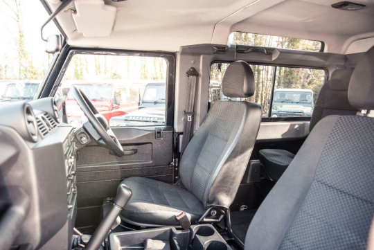 2013 Land Rover Defender For Sale (picture 3 of 6)
