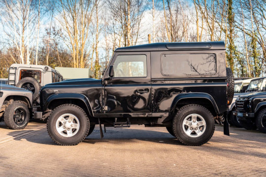 2013 Land Rover Defender For Sale (picture 5 of 6)