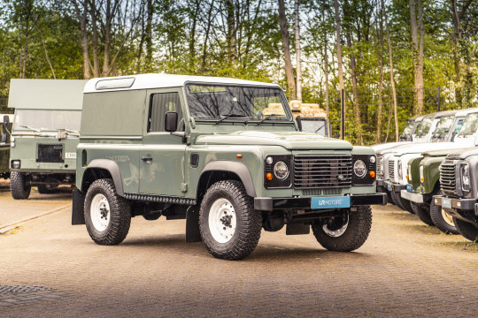 2015 Land Rover Defender 90 Hard Top For Sale (picture 1 of 6)