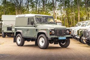 2015 Land Rover Defender 90 Hard Top