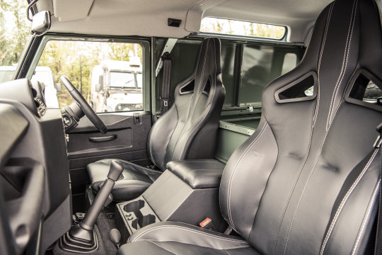 2015 Land Rover Defender 90 Hard Top For Sale (picture 3 of 6)