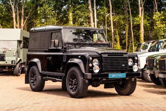 2015 Land Rover Defender 90 XS Hard Top For Sale (picture 1 of 6)