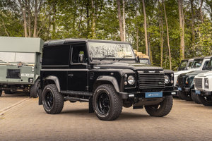 2013 Land Rover Defender 90 Hard Top - TWISTED CONVERSION