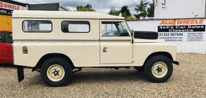 1982 Land Rover Series 3 LWB 109 SOLD