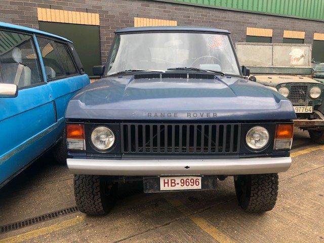 1974 Classic Range Rover. Rare Suffix C  SOLD (picture 2 of 6)