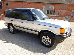 RANGE ROVER P38 4.6 HSE 1996 46,000  MILES FROM NEW For Sale