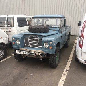 Land Rover series 3 109 2.25 1978 For Sale