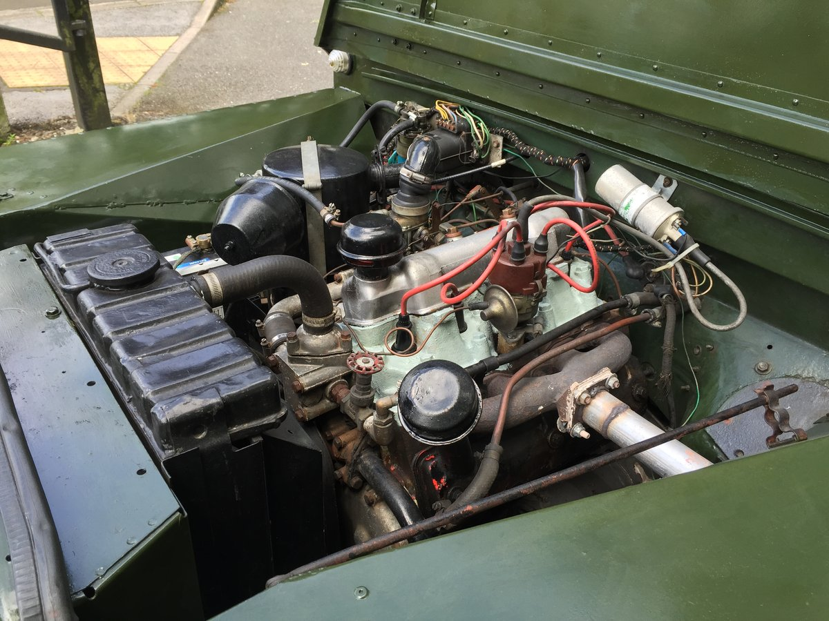 1951 LAND ROVER series one SWB 80 INCH  For Sale (picture 5 of 6)