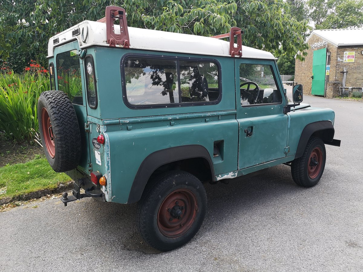1985 LAND ROVER DEFENDER 90 200 TDI For Sale (picture 3 of 6)