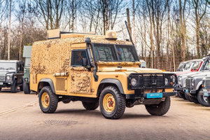 1993 Ex-MOD Snatch 2A 110 Defender For Sale