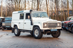 2012 Defender 110 County Utility Wagon For Sale