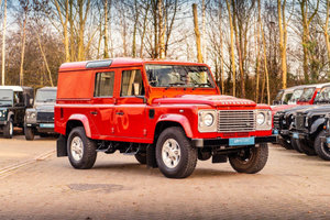 2014  Defender 110 County Utility Wagon