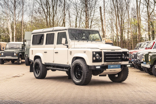 2010 110 Defender XS Station Wagon - TWISTED CONVERSION For Sale (picture 1 of 6)