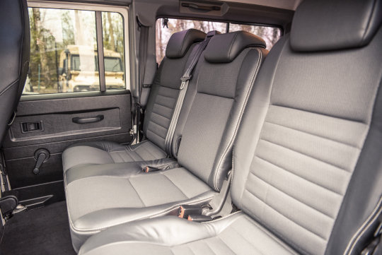 2010 110 Defender XS Station Wagon - TWISTED CONVERSION For Sale (picture 6 of 6)