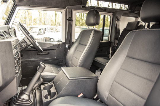 2016 Land Rover Defender 110 XS Utility Wagon For Sale (picture 2 of 6)