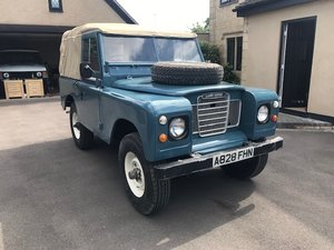 "1983 ***Land Rover 88"" Pick Up - 4 CYL - 2286cc - 20th July*** For Sale by Auction"