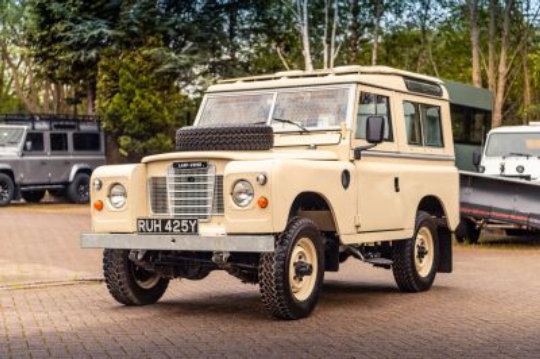 1983 Land Rover Series 3 Station Wagon For Sale (picture 3 of 6)