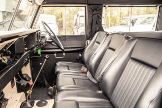 1983 Land Rover Series 3 Station Wagon For Sale (picture 4 of 6)