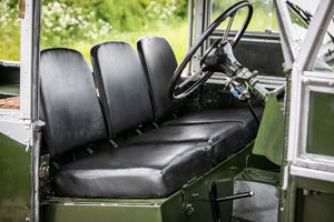 1956 Land Rover Series I 86 SOLD by Auction