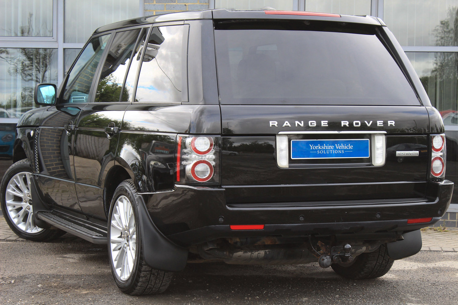 2012 62 RANGE ROVER 4.4TDV8 WESTERMINSTER AUTO  For Sale (picture 3 of 6)