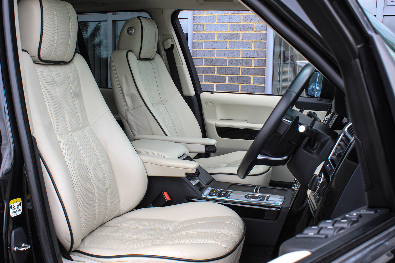 2012 62 RANGE ROVER 4.4TDV8 WESTERMINSTER AUTO  For Sale (picture 4 of 6)