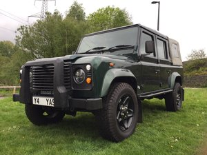 2001 Land Rover Defender 110 TD5 Double Cab Heritage SV For Sale