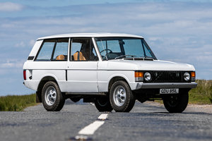 1972 Range Rover (Suffix A) For Sale