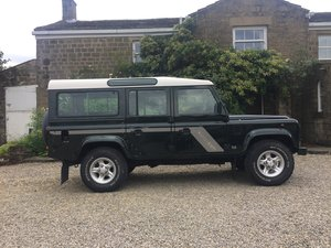 1998 Land Rover Defender 110 County 300 TDi For Sale