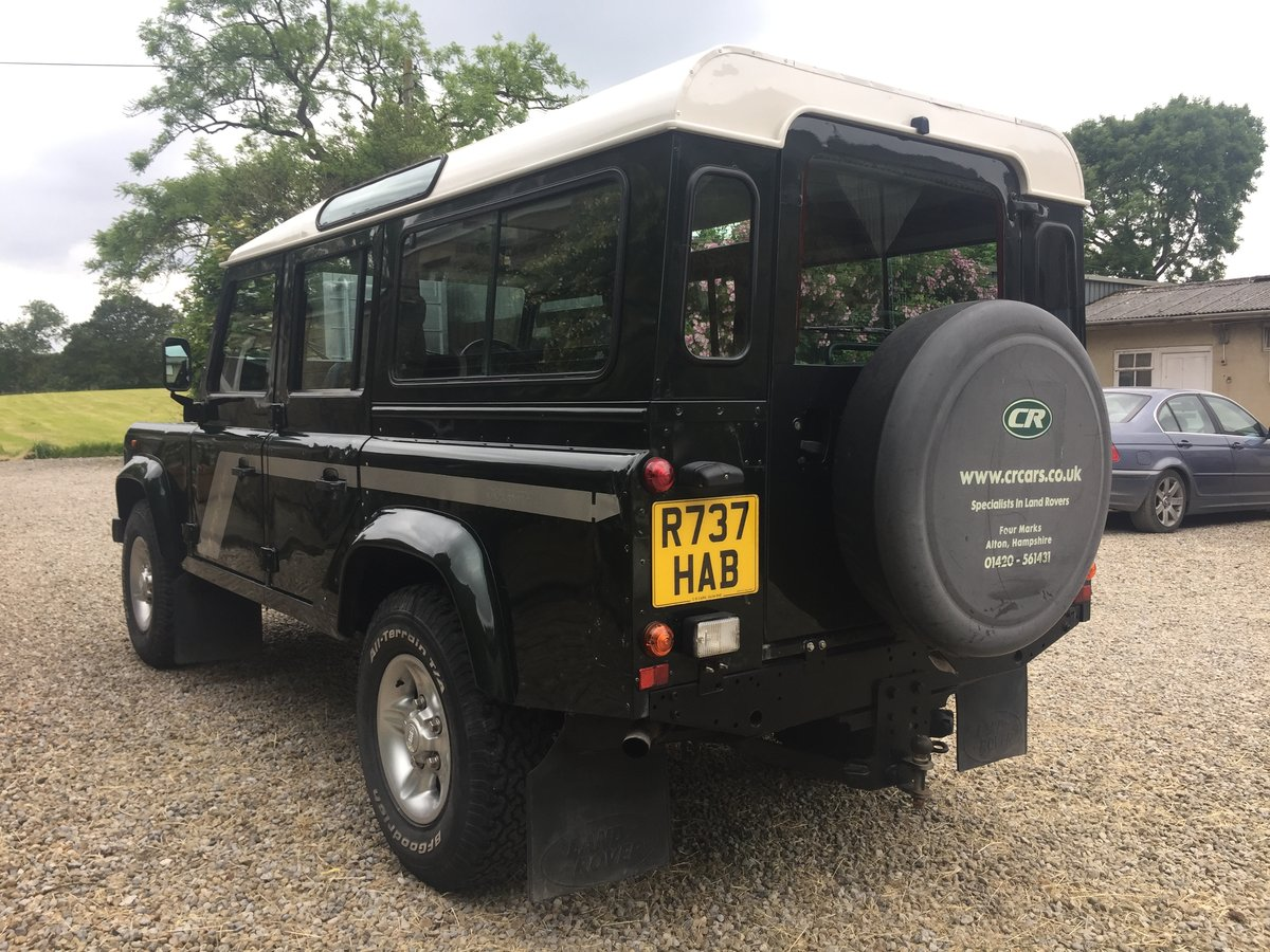 1998 Land Rover Defender 110 County 300 TDi For Sale (picture 3 of 6)