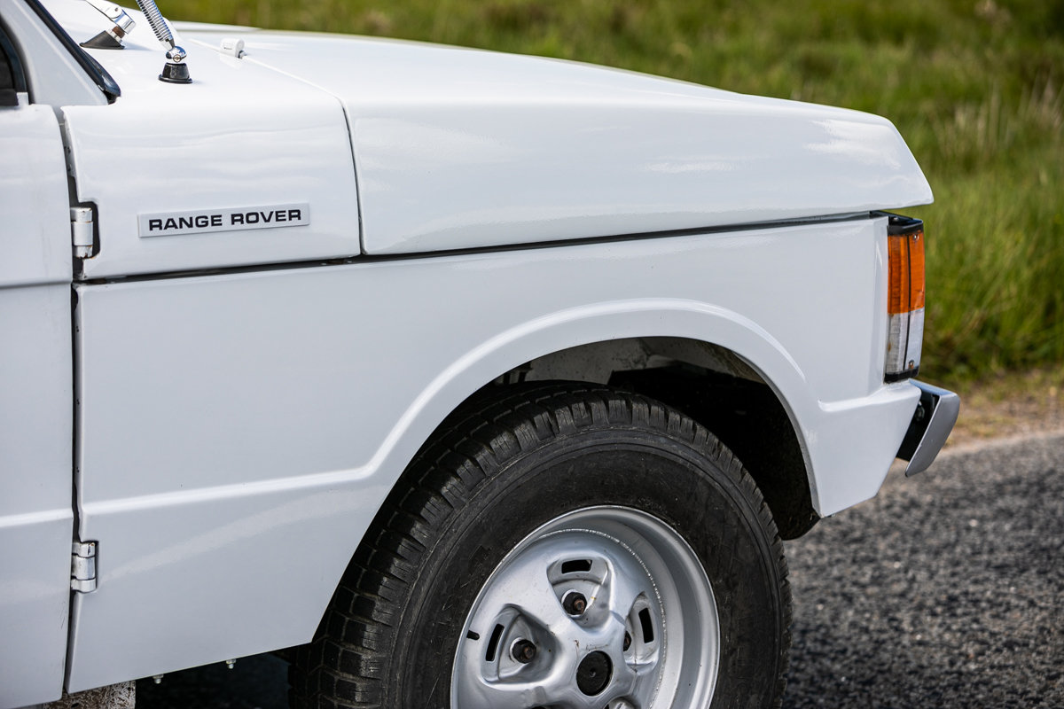 1972 Range Rover (Suffix A) SOLD by Auction (picture 5 of 6)