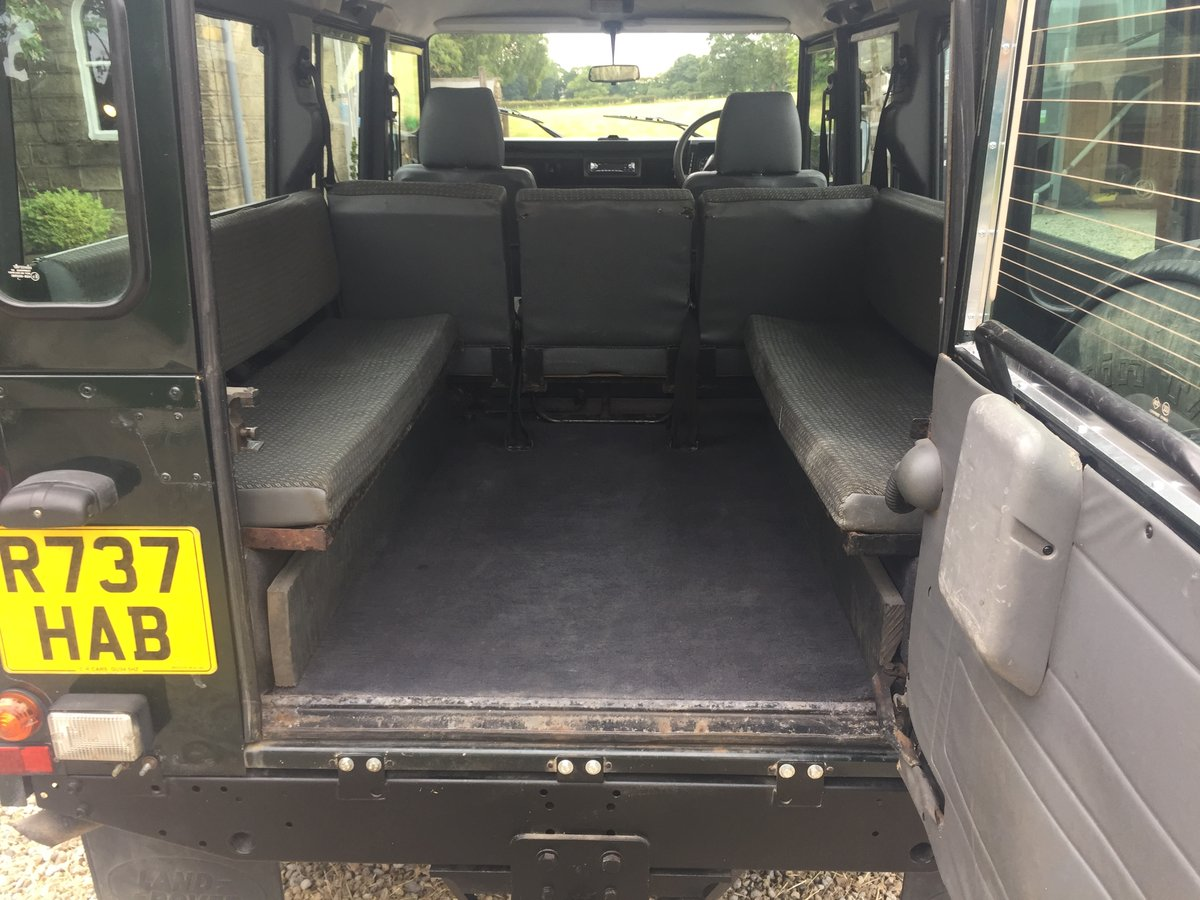 1998 Land Rover Defender 110 County 300 TDi For Sale (picture 6 of 6)
