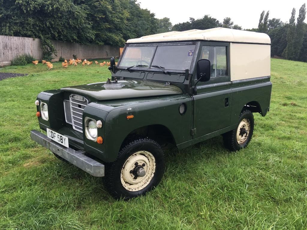 1983 Land Rover Series III  For Sale (picture 1 of 6)