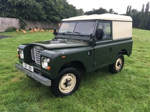 1983 Land Rover Series III  For Sale