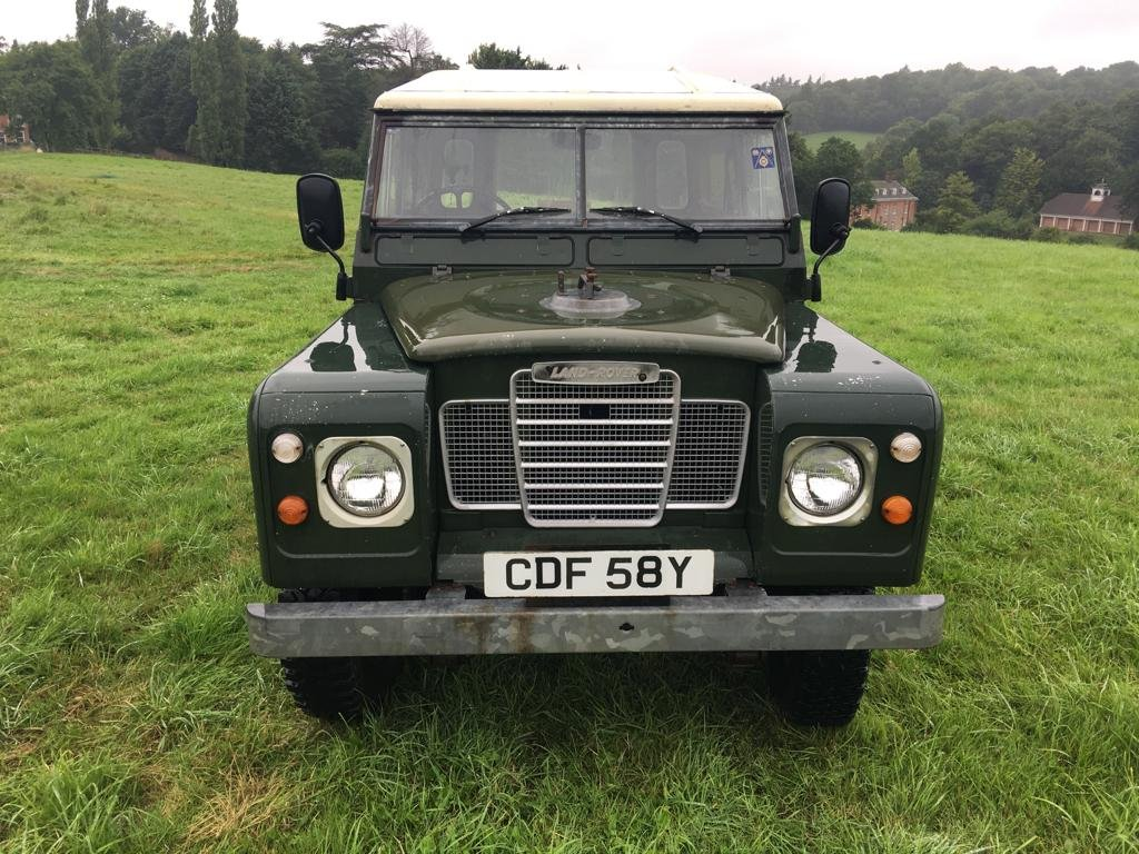 1983 Land Rover Series III  For Sale (picture 2 of 6)