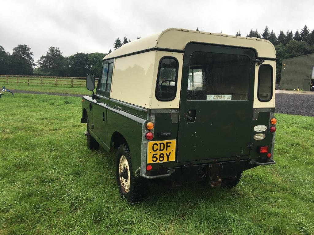 1983 Land Rover Series III  For Sale (picture 5 of 6)