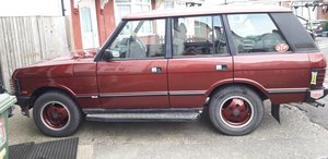 Range Rover Classic 1989 3.5 carb 5 speed manual For Sale