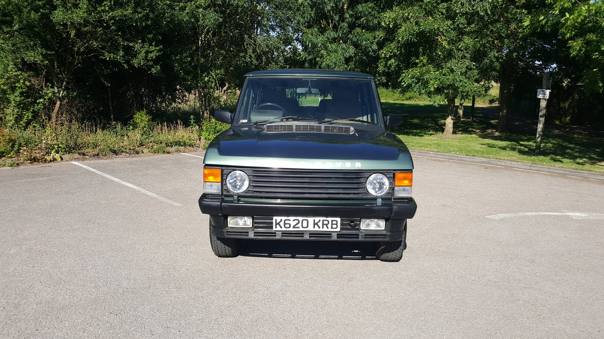 1992 Range Rover Classic Vogue 3.9 EFI Auto For Sale (picture 3 of 6)