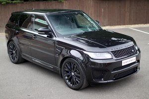 2016/16 Range Rover Sport SVR For Sale