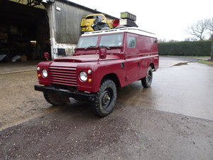 1983 Unique Series 3 Armoured Pay/Diamond transport S.A.  For Sale