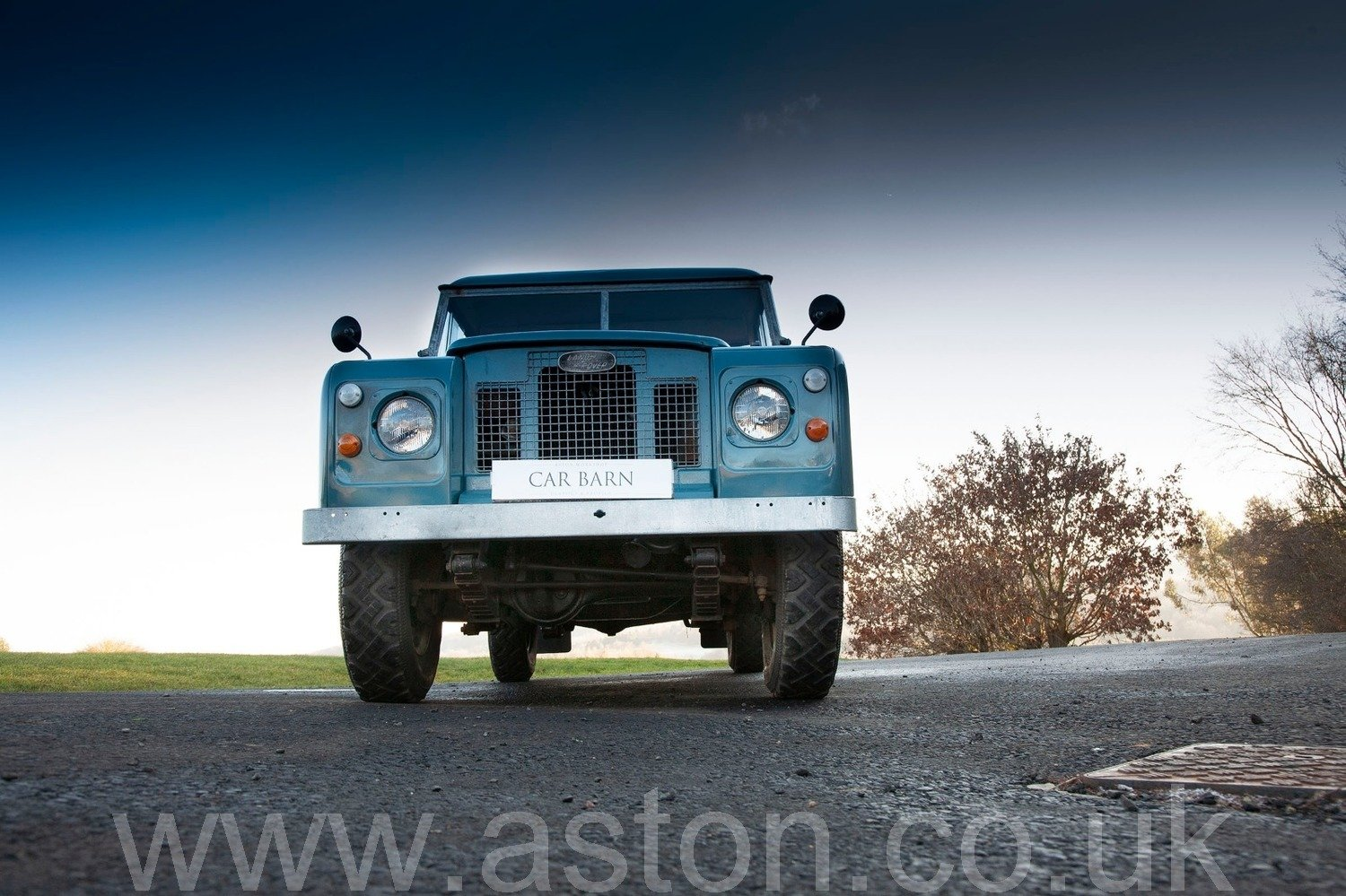 1969 Land Rover Series 2A - Ex Raf SOLD (picture 6 of 6)